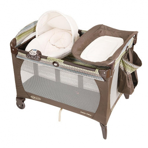 BabyQuip - Baby Equipment Rentals - Pack 'N Play with Napper  - Pack 'N Play with Napper  -
