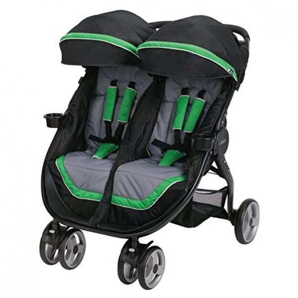 BabyQuip Baby Equipment Rentals - Graco Fastaction Double  Stroller - Susana Martinez - Cle Elum, Washington