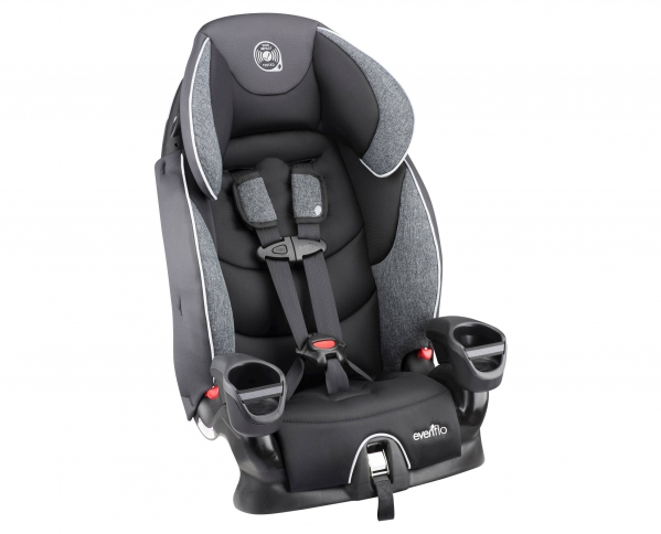 BabyQuip - Baby Equipment Rentals - Combination Harness Booster Car Seat - Combination Harness Booster Car Seat -