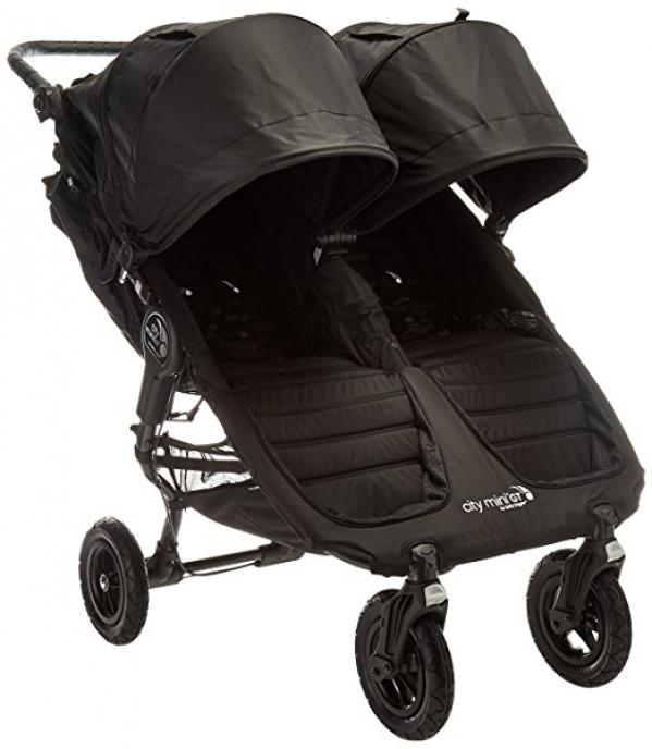 Double City Mini Stroller - Side by Side