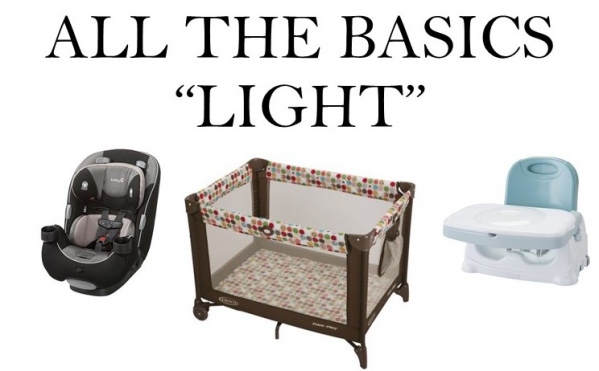 BabyQuip - Baby Equipment Rentals - Package: All The Basics Light - Package: All The Basics Light -