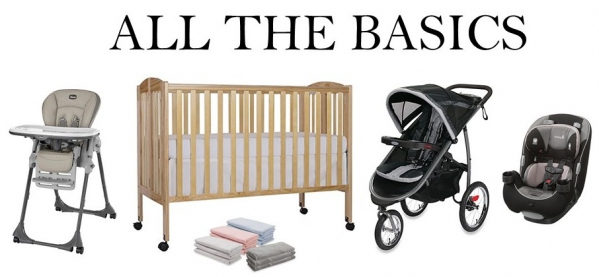 BabyQuip - Baby Equipment Rentals - Package: All The Basics - Package: All The Basics -