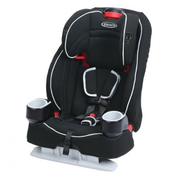 BabyQuip - Baby Equipment Rentals - 2-in-1 Harness Booster Car Seat - 2-in-1 Harness Booster Car Seat -