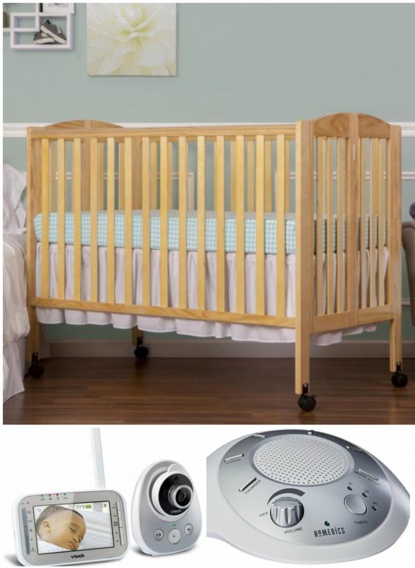 BabyQuip - Baby Equipment Rentals - Deluxe Sleep Package - Deluxe Sleep Package -