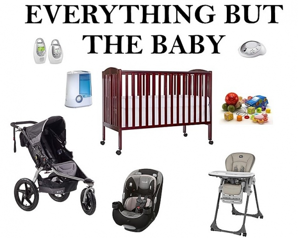 Everything But the Baby Package