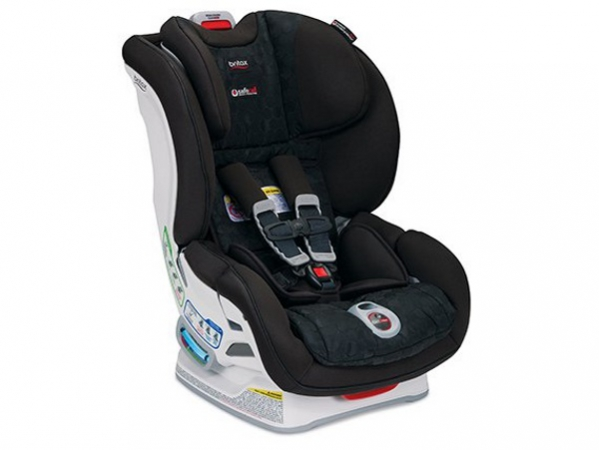 BabyQuip - Baby Equipment Rentals - Convertible Britax Car Seat (Premium) - Convertible Britax Car Seat (Premium) -