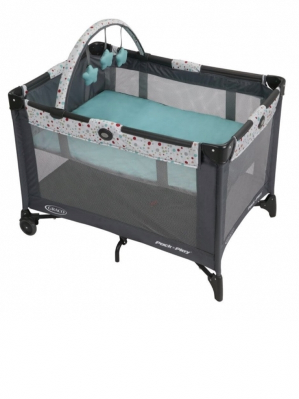 BabyQuip - Baby Equipment Rentals - Pack 'n Play with Bassinet - Pack 'n Play with Bassinet -