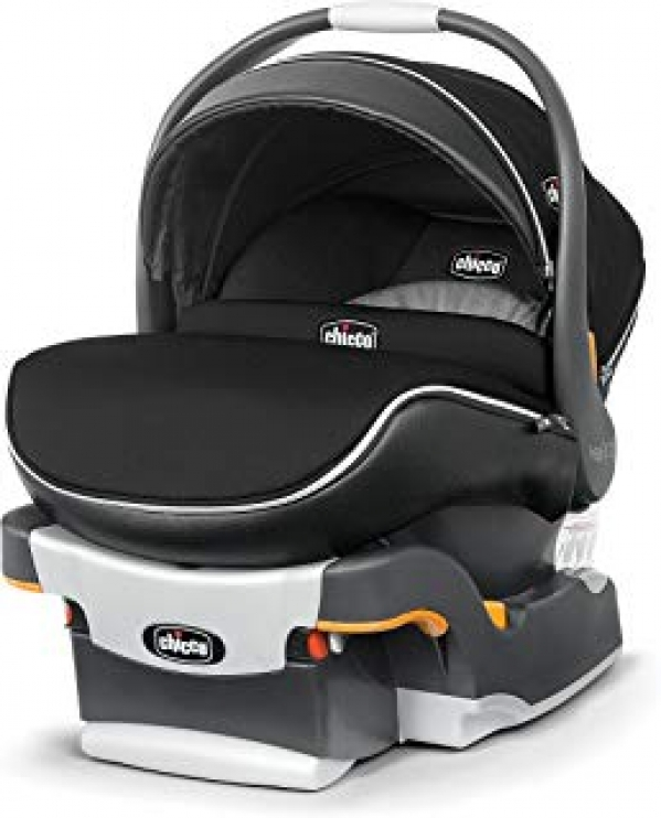 BabyQuip - Baby Equipment Rentals - Chicco KeyFit 30 Zip Air Infant Car Seat  - Chicco KeyFit 30 Zip Air Infant Car Seat  -