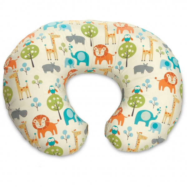 BabyQuip - Baby Equipment Rentals - Boppy Infant Feeding and Positioning Pillow - Boppy Infant Feeding and Positioning Pillow -