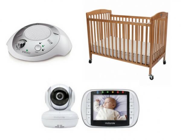 BabyQuip - Baby Equipment Rentals - Sleep Sound Package  - Sleep Sound Package  -