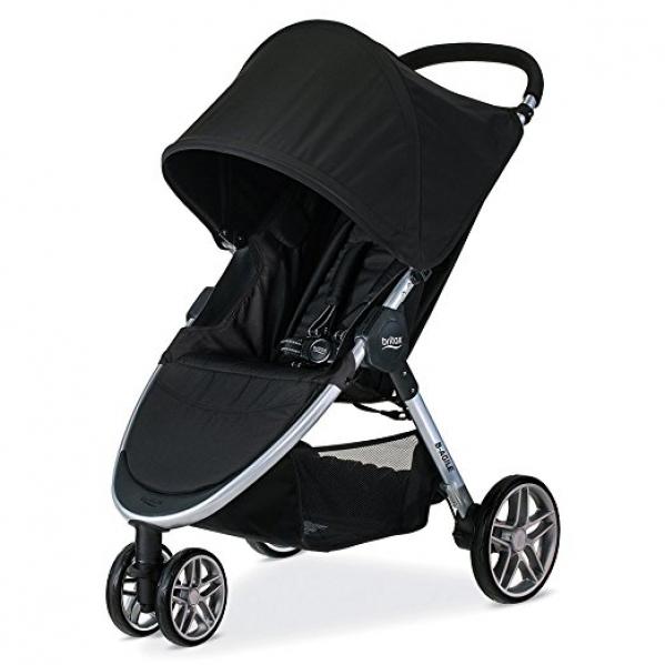 BabyQuip - Baby Equipment Rentals - Standard Stroller - Standard Stroller -