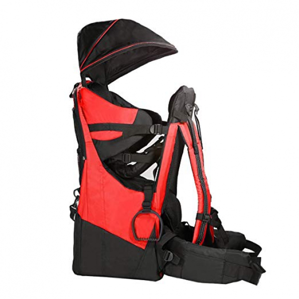 BabyQuip Baby Equipment Rentals - Hiking Backpack Kid Carrier - Melissa Dailey - Seattle, WA