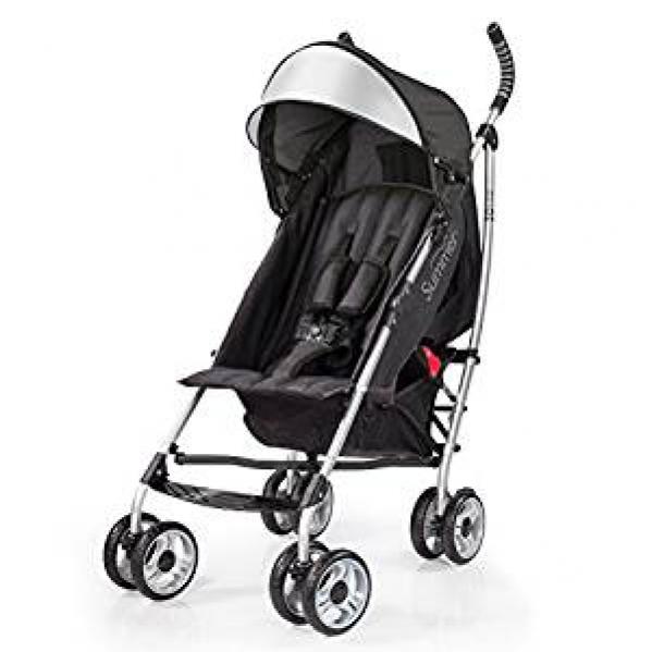 BabyQuip Baby Equipment Rentals - Lightweight Stroller - Melissa Dailey - Seattle, WA