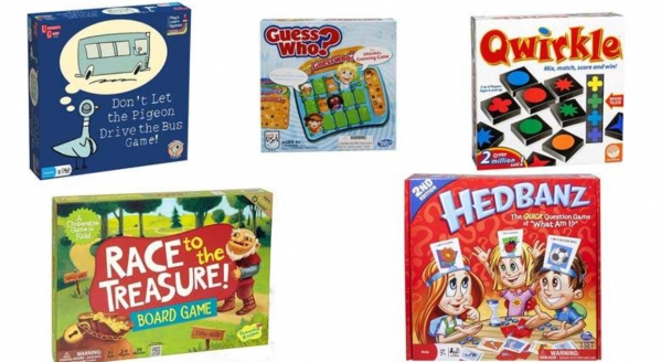 BabyQuip - Baby Equipment Rentals - Board Game Package - Board Game Package -