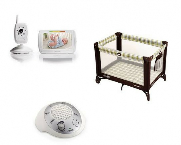 BabyQuip - Baby Equipment Rentals - Condo Mini Sleep Package - Condo Mini Sleep Package -