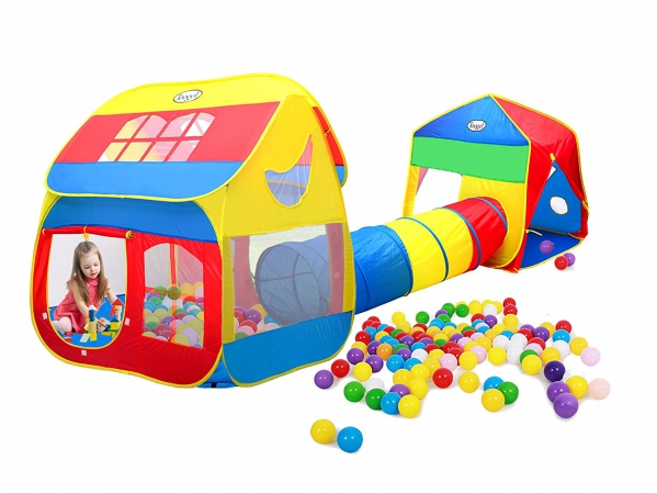 BabyQuip - Baby Equipment Rentals - Playhouse Tent - Playhouse Tent -