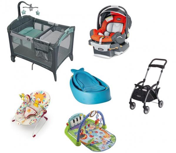 BabyQuip - Baby Equipment Rentals - Happy Baby Package 0 - 6 Months Save $4/Day - Happy Baby Package 0 - 6 Months Save $4/Day -