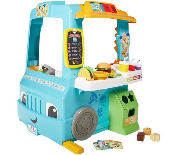 BabyQuip - Baby Equipment Rentals - Fisher Price Food Truck - Fisher Price Food Truck -