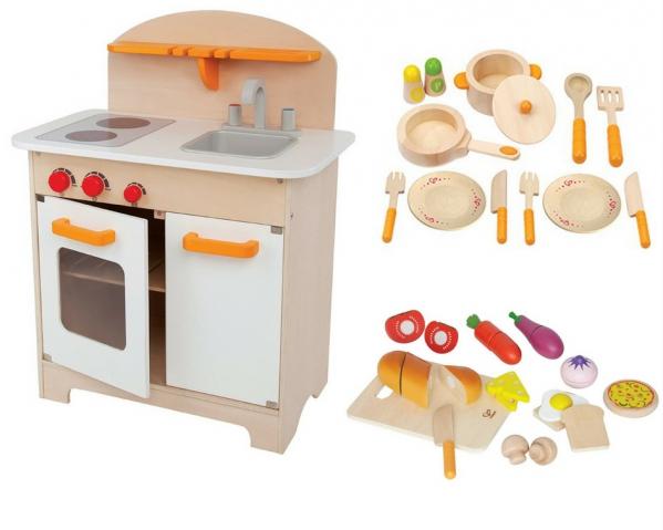 BabyQuip - Baby Equipment Rentals - Play Kitchen and Accessories - Play Kitchen and Accessories -