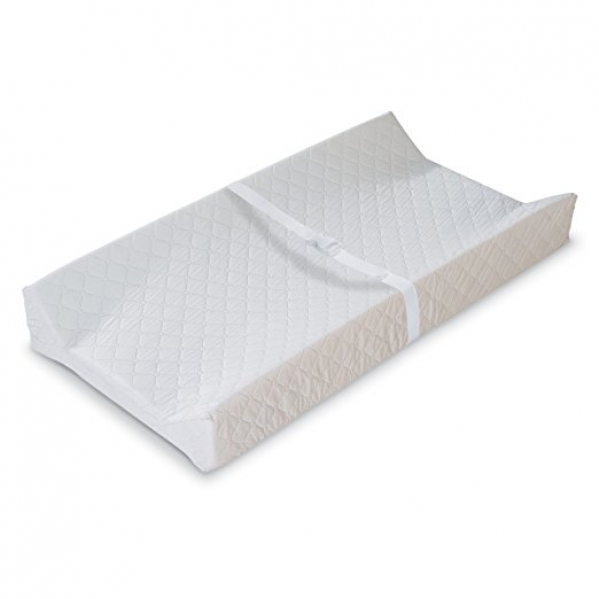 BabyQuip - Baby Equipment Rentals - Changing Pad w/Soft Cover - Changing Pad w/Soft Cover -