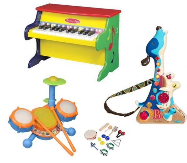 BabyQuip - Baby Equipment Rentals - Musical Instruments - Musical Instruments -