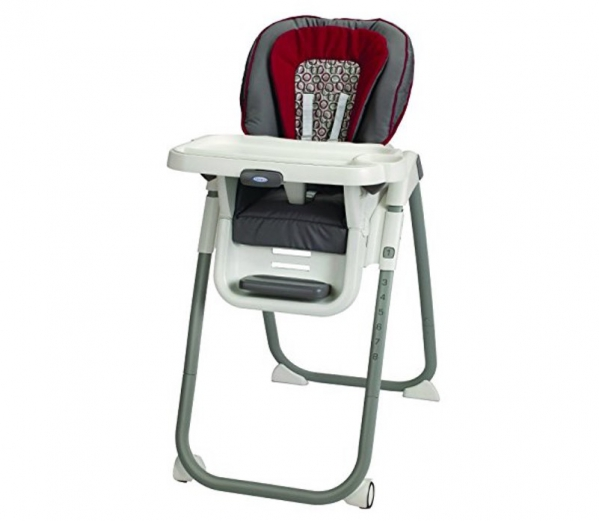 BabyQuip - Baby Equipment Rentals - High Chair: Graco TableFit - High Chair: Graco TableFit -