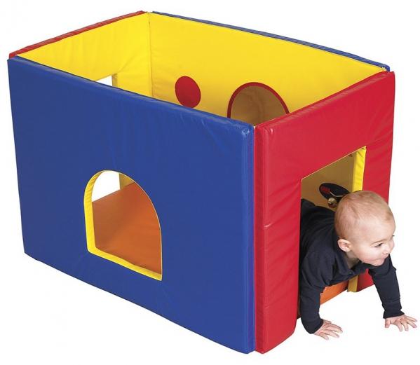 BabyQuip - Baby Equipment Rentals - SoftZone Discovery Play Cube - SoftZone Discovery Play Cube -