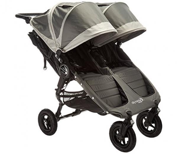 BabyQuip Baby Equipment Rentals - City Mini GT Double Stroller - Nicole Kitzman - DC Metro