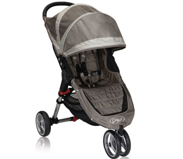 BabyQuip Baby Equipment Rentals - City Mini Single Stroller - Nicole Kitzman - DC Metro