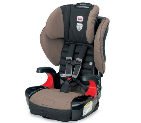Britax Frontier Harnessed Booster Seat