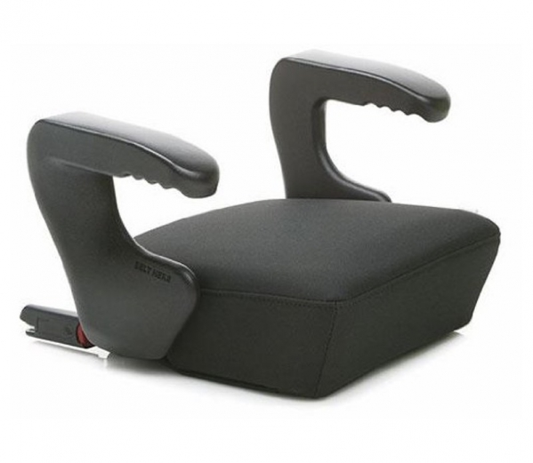BabyQuip Baby Equipment Rentals - Backless Booster Seat - Nicole Kitzman - DC Metro
