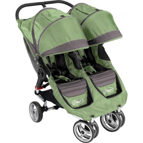 BabyQuip Baby Equipment Rentals - City Mini Double Stroller - Nicole Kitzman - DC Metro