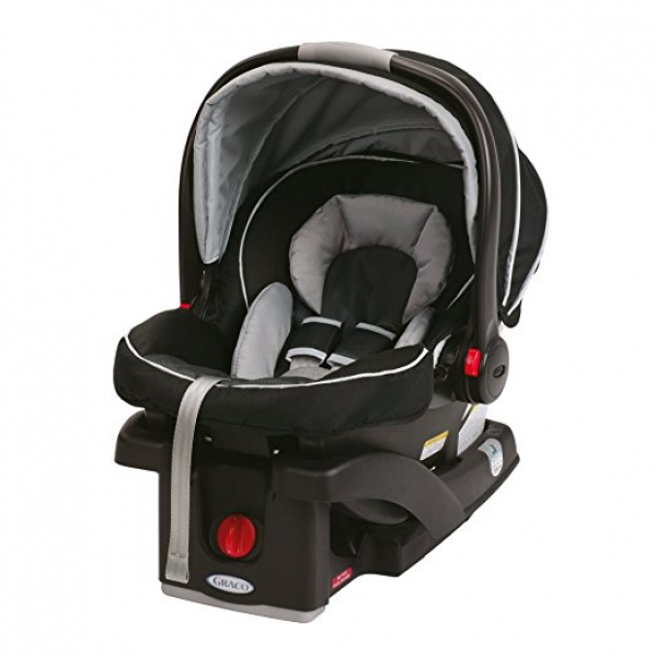 BabyQuip Baby Equipment Rentals - Graco SnugRide Click Connect 35 Infant Car Seat - Nicole Kitzman - DC Metro