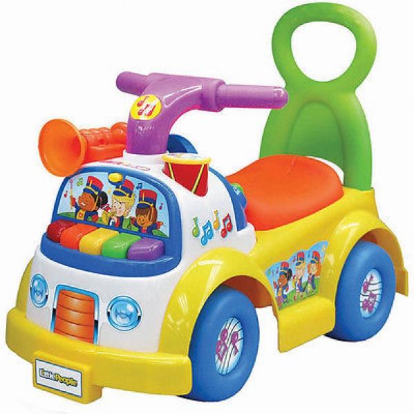 BabyQuip - Baby Equipment Rentals - Ride-On Toy (12 months - 3 Years) - Ride-On Toy (12 months - 3 Years) -