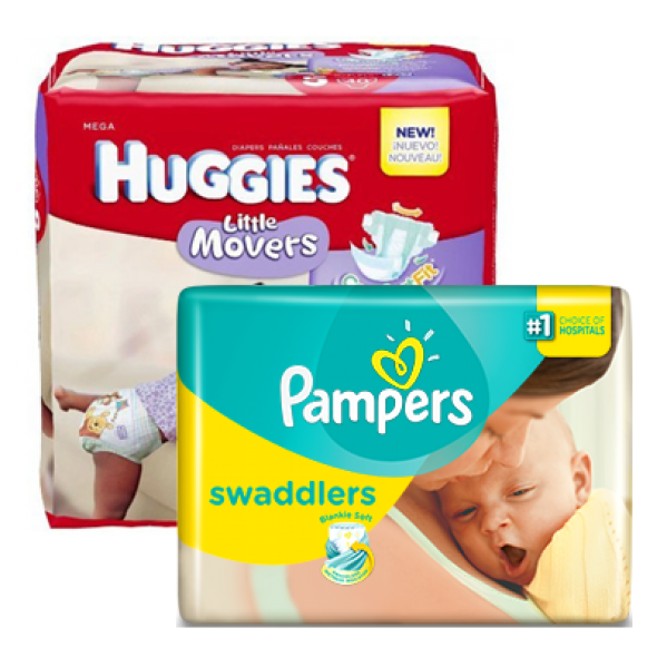 BabyQuip - Baby Equipment Rentals - Diapers & Wipes  - Diapers & Wipes  -