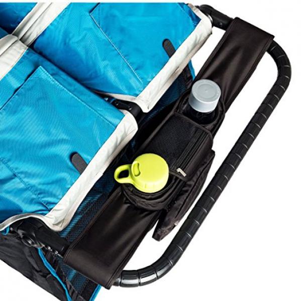 BabyQuip - Baby Equipment Rentals - Double Stroller Organizer - Double Stroller Organizer -