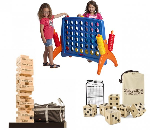BabyQuip - Baby Equipment Rentals - Giant Games Party Pack - Save $5/day - Giant Games Party Pack - Save $5/day -