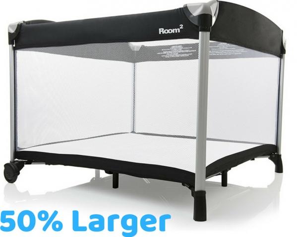 BabyQuip - Baby Equipment Rentals - Joovy New Room2 Portable Playard - Joovy New Room2 Portable Playard -