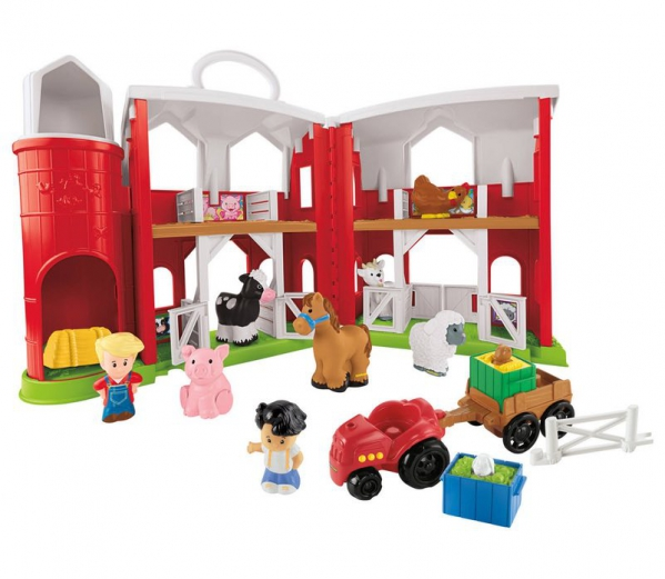 BabyQuip - Baby Equipment Rentals - Little People Toys - Little People Toys -