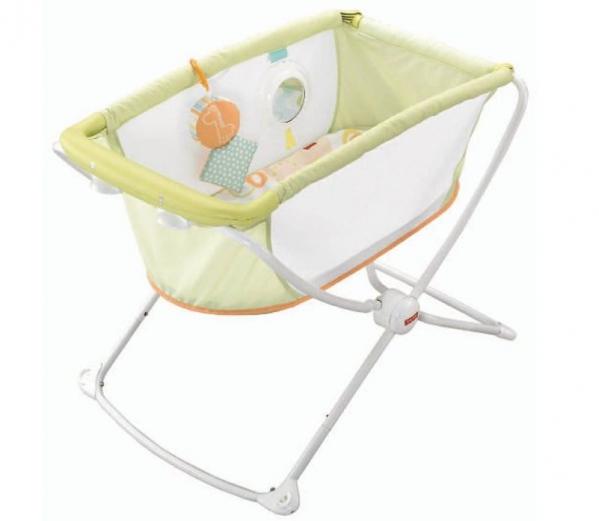 BabyQuip - Baby Equipment Rentals - Bassinet: Fisher Price  - Bassinet: Fisher Price  -