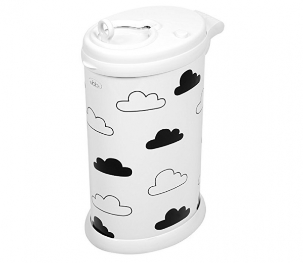 BabyQuip - Baby Equipment Rentals - Diaper Pail - Diaper Pail -