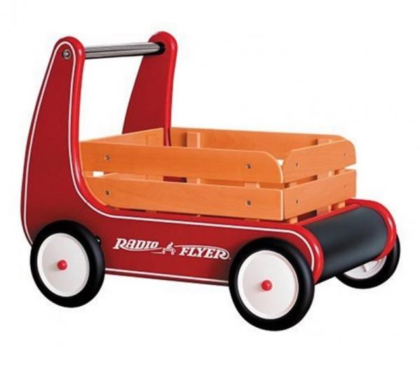BabyQuip - Baby Equipment Rentals - Radio Flyer Walker Wagon - Radio Flyer Walker Wagon -
