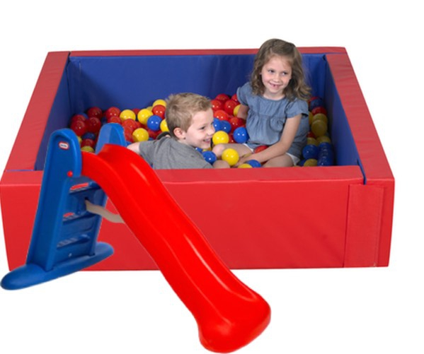 BabyQuip - Baby Equipment Rentals - Large Ball Pit - Large Ball Pit -
