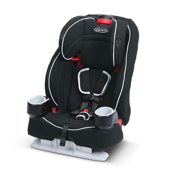 BabyQuip - Baby Equipment Rentals - Graco Harnessed Booster - Graco Harnessed Booster -