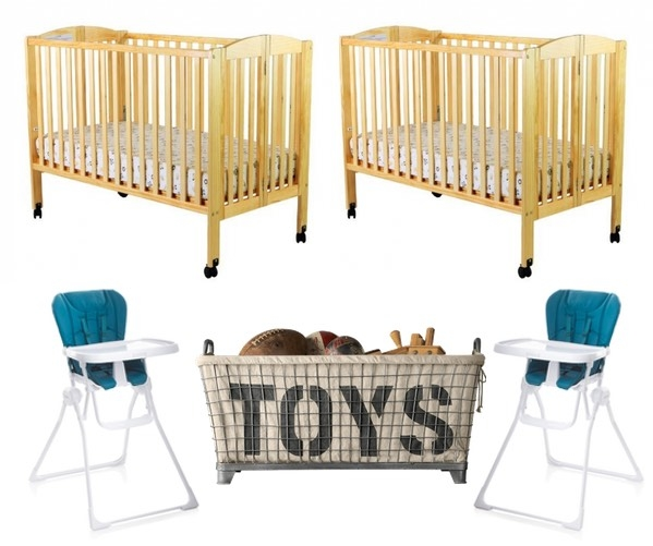 BabyQuip - Baby Equipment Rentals - Double the Fun Package - Save $14/day - Double the Fun Package - Save $14/day -