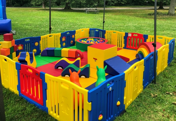 BabyQuip - Baby Equipment Rentals - Soft Play Party Equipment Rental 10ftx16ft - Soft Play Party Equipment Rental 10ftx16ft -