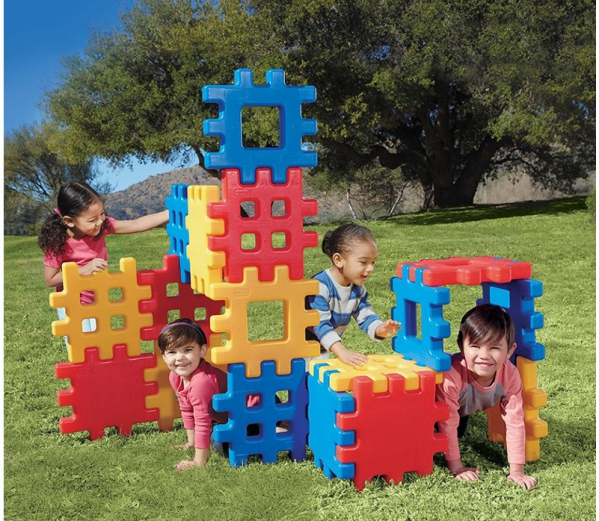 BabyQuip - Baby Equipment Rentals - Big Waffle Blocks - Big Waffle Blocks -