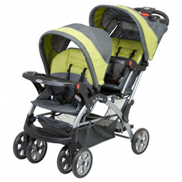 BabyQuip Baby Equipment Rentals - Double Stroller - Dana Rudolph - Seattle, Washington