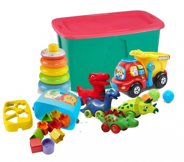 BabyQuip - Baby Equipment Rentals - Indoor Toy Package - Indoor Toy Package -