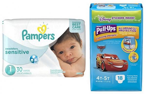 BabyQuip - Baby Equipment Rentals - Diapers and Pull Ups - Diapers and Pull Ups -